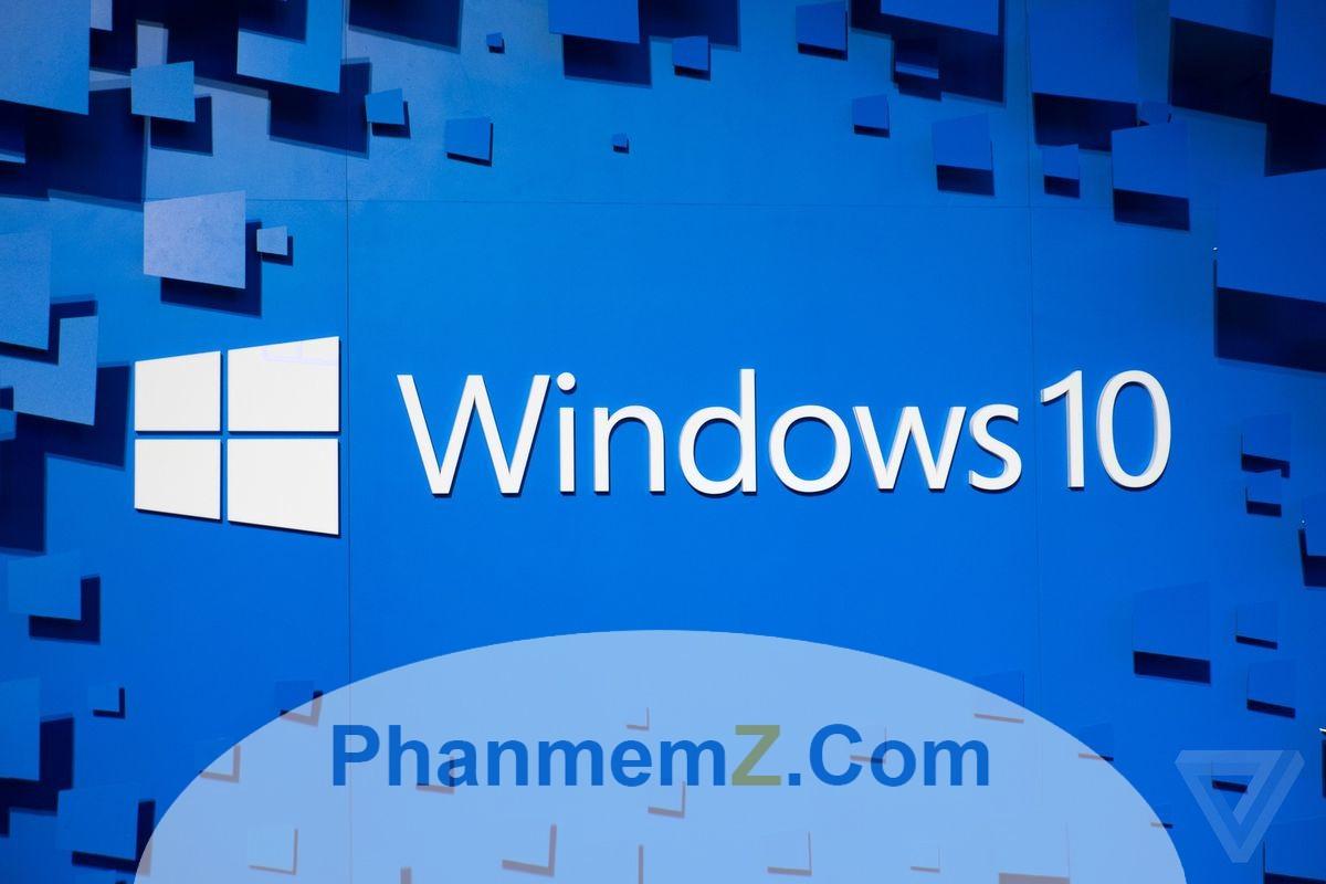 Download Windows 10 .ISO bản chuẩn mới nhất năm 2018
