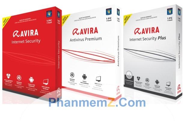 Download Avira Free AntiVirus - Diệt sạch Virus trên máy tính