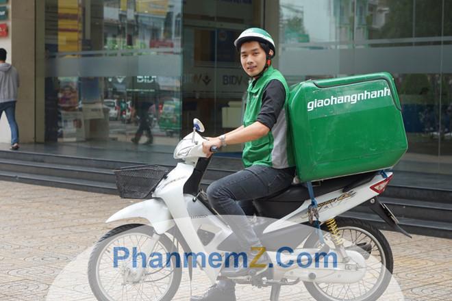 Chỉ nhận hàng Shopee từ 3 đơn vị: giao hàng nhanh, giao hàng tiết kiệm và viettel post