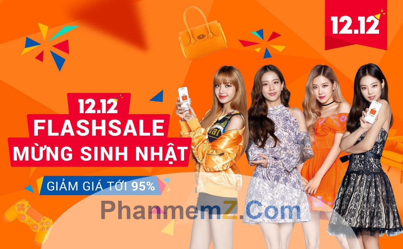 Một chương trình Flash Sale hấp dẫn của Shopee