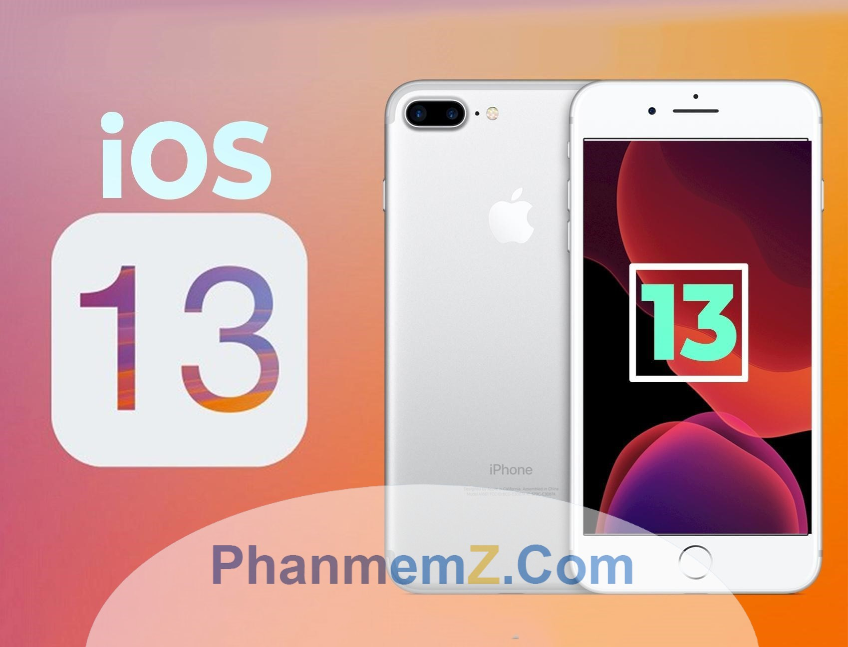 Hệ điều hành iOS 13 sở hữu nhiều tính năng nổi bật