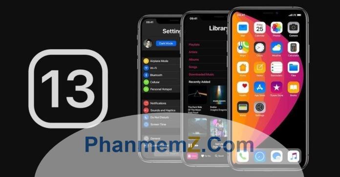 Apple chính thức ra mắt hệ điều hành iOS 13 Public Beta