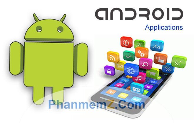 Những ứng dụng độc đáo trên điện thoại Android
