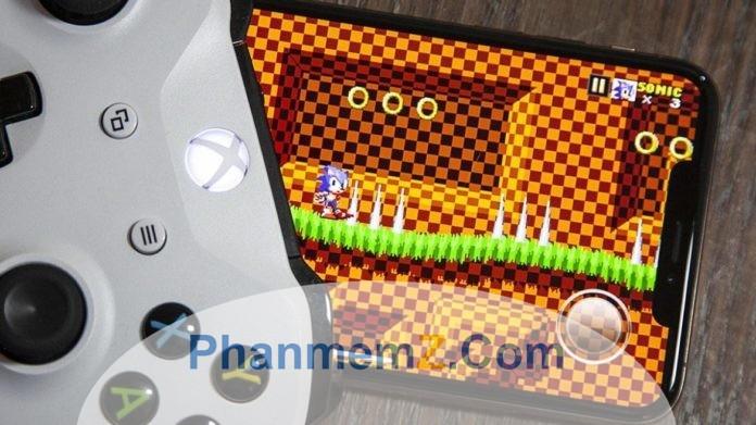 Cách kết nối tay cầm Xbox với điện thoại iphone