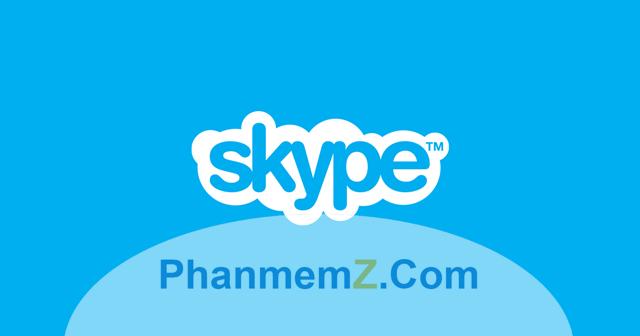 Skype - phần mềm nhắn tin gọi điện miễn phí