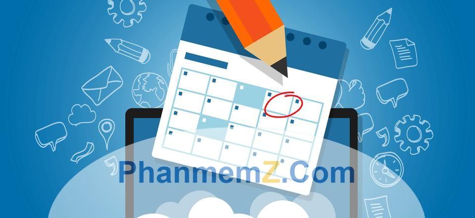Hướng dẫn cài đặt lịch hẹn giờ post bài trong wordpress