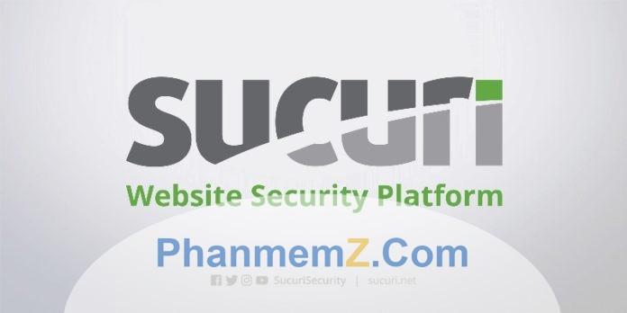 Bảo mật WordPress với plugin Sucuri Security