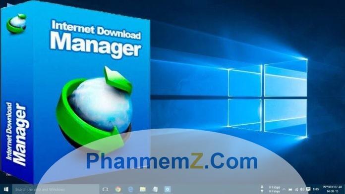 Hướng dẫn cài đặt phần mềm tăng tốc download internet download manager