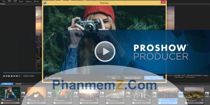 Download và cách sử dụng ProShow Producer