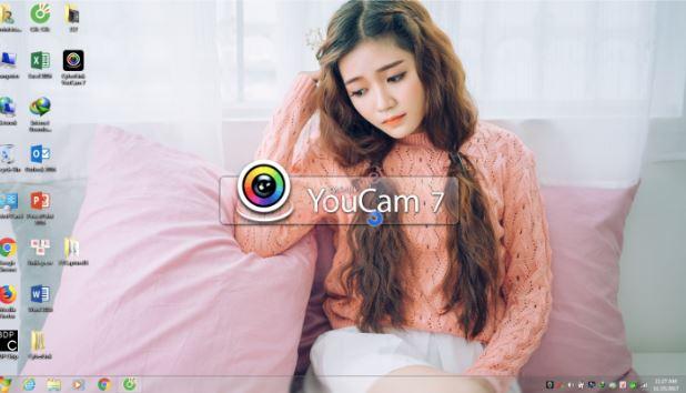 Phần mềm tạo hiệu ứng cho Webcam Cyberlink YouCam vì rất có ích khi dùng
