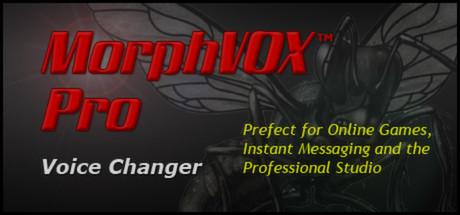 Phần mềm đổi giọng nói MorphVOX Pro Full
