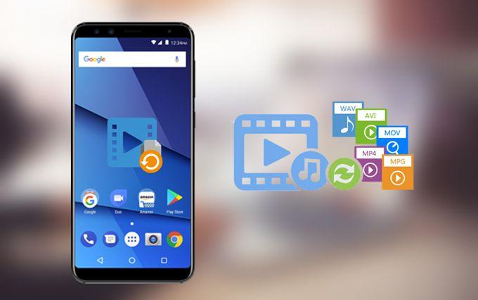 Làm thế nào để chia sẻ video lớn trên Android