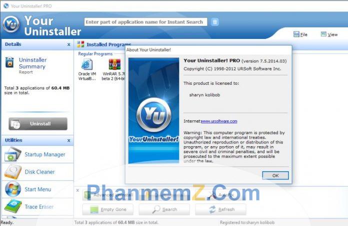Download Your Uninstaller 7.5 Pro full