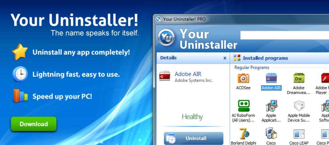 Download Your Uninstaller 7.5 Pro Full - Gỡ cài đặt mọi phần mềm và chương trình không mong muốn ...