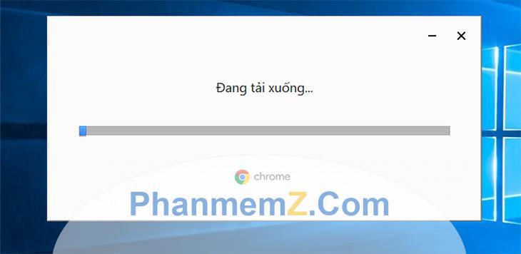 Cài đặt trình duyệt Chrome